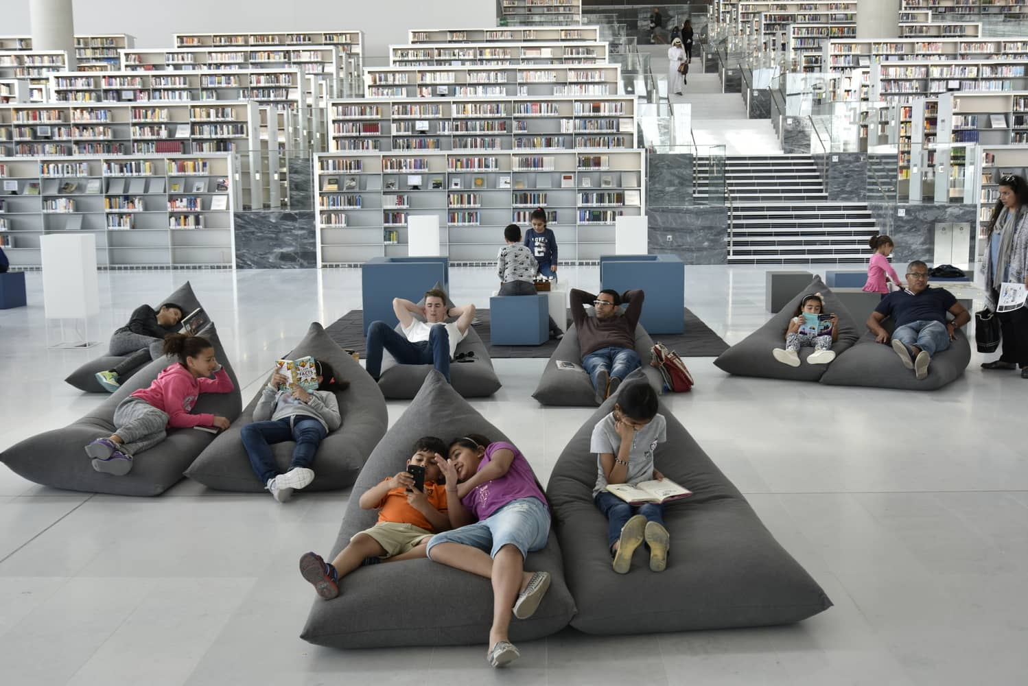 Qatar National Library gallery image 5