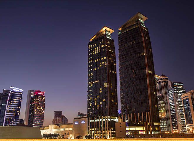 Rotana City Centre hotel