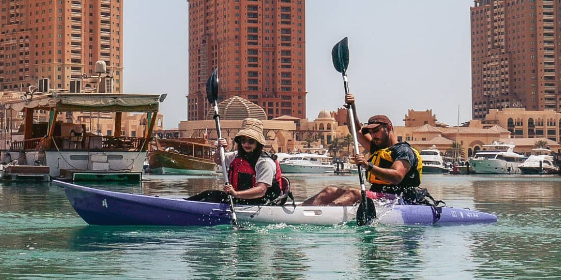 Pearl Kayaking Experience